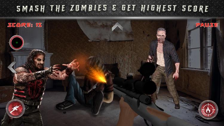 Zombie Shooter AR