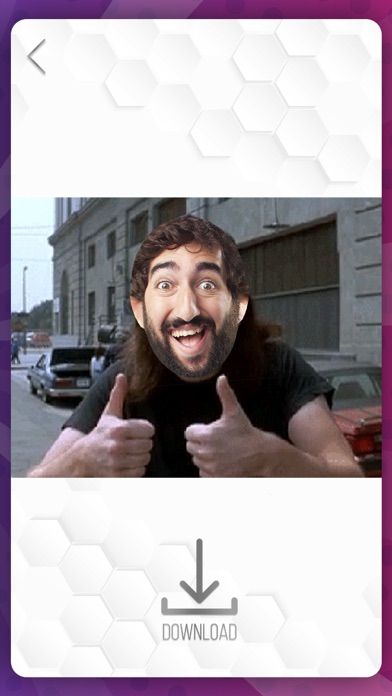 Gif Your Face - video editor screenshot 4