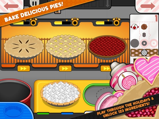 Papa's Bakeria To Go! screenshot 9