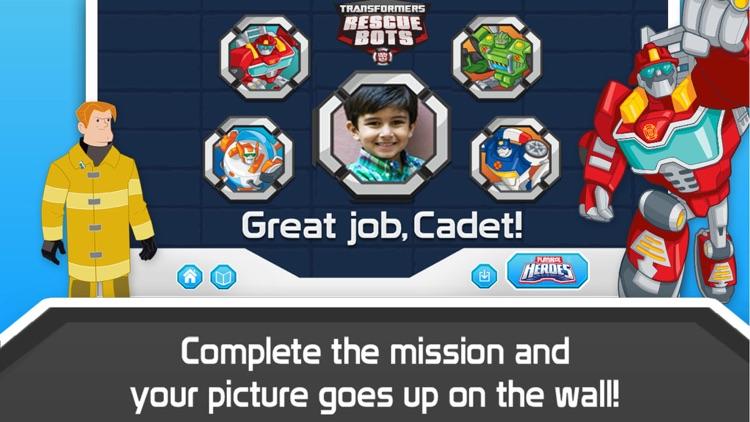 Transformers Rescue Bots- screenshot-3