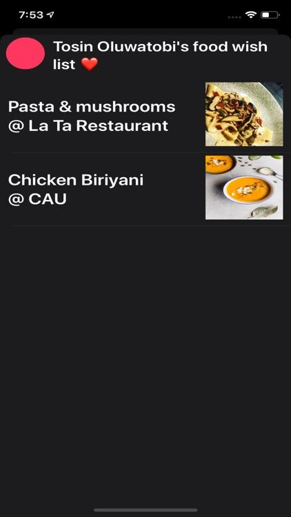 MenuBox - Restaurant Menus screenshot-3