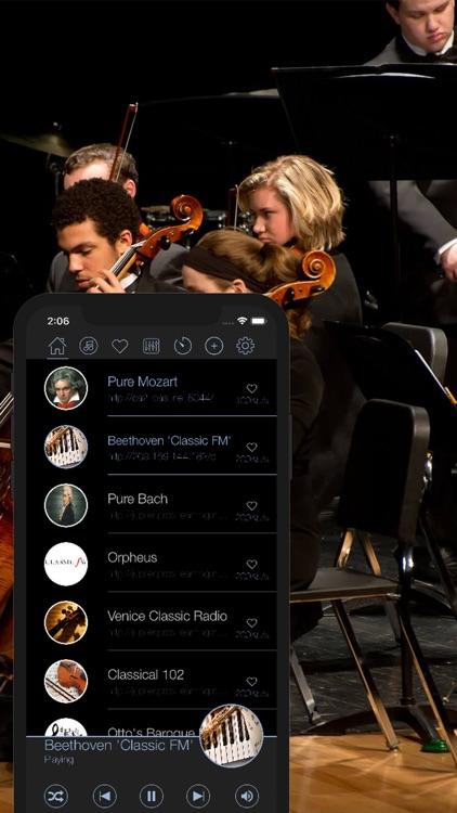 Classical Radio∯ screenshot-3
