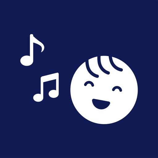 赤ちゃん泣き止み音アプリ-ベビオト