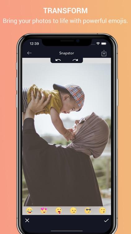 Snapstor - Best photo editor screenshot-4