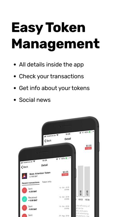 Dexwallet - Ethereum Wallet screenshot-6