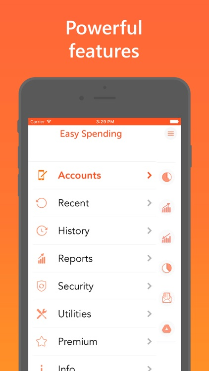 Easy Spending Expense Tracker screenshot-4