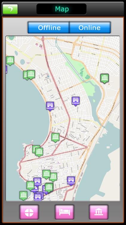 Mazatlan Offline Map Guide screenshot-3