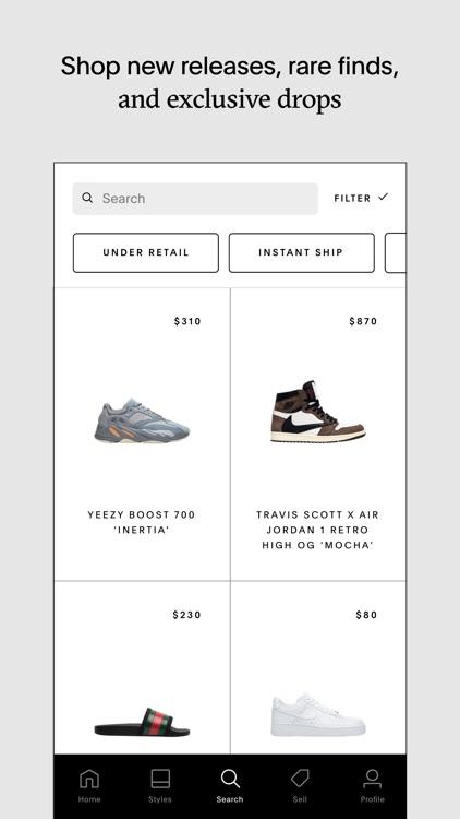 GOAT – Shop Sneakers screenshot-0