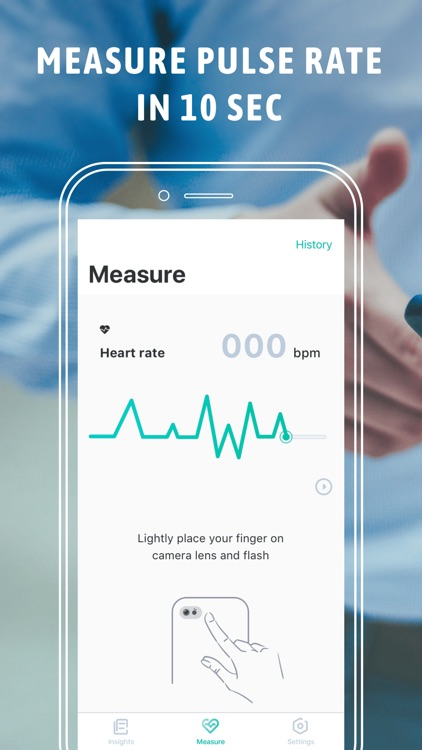 Heart rate monitor &