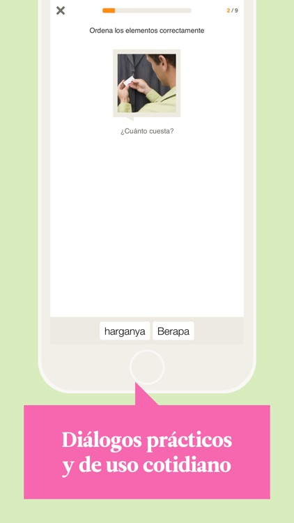 Babbel – Aprender indonesio screenshot-1