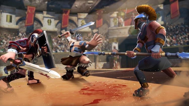 Strategy Games: Gladiator Hero screenshot-7