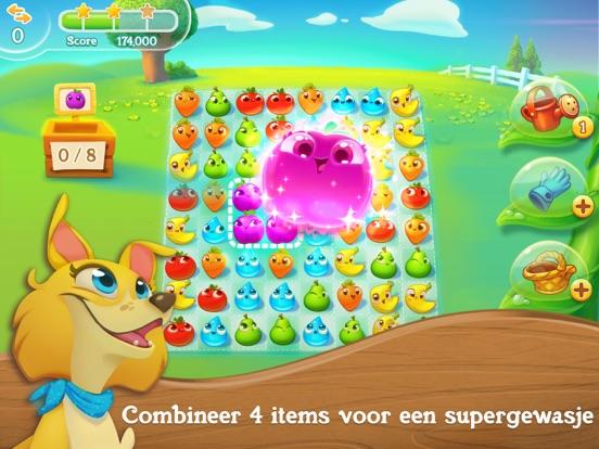 Farm Heroes Super Saga iPad app afbeelding 1