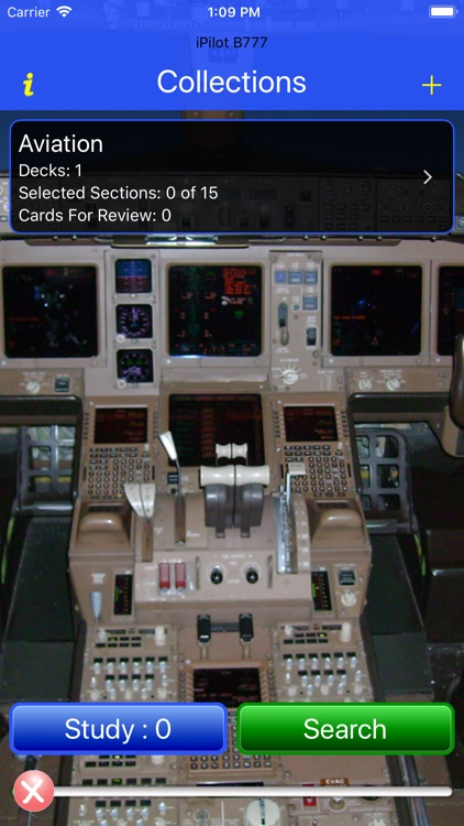 iPilot B777 Study Guide screenshot-0