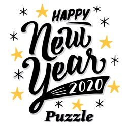 Happy New Year 2020 Puzzle
