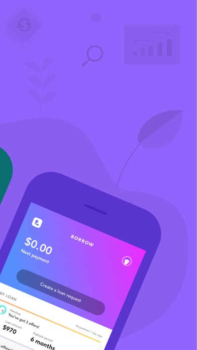 Lenme: Investing and Borrowing Screenshot