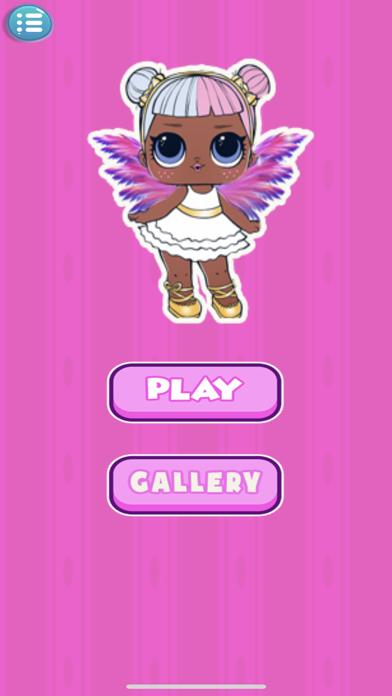 Cute Doll Opening Magic Eggs screenshot 2