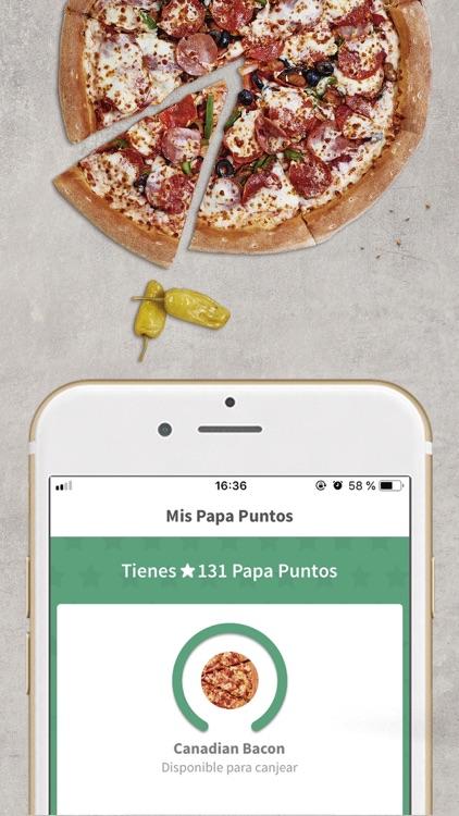 Papa John's Pizza Chile screenshot-4