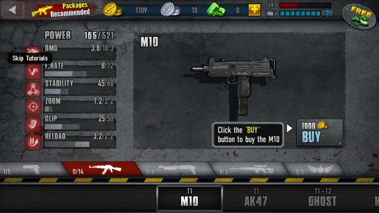 Zombie Frontier 3: Sniper FPS screenshot-6