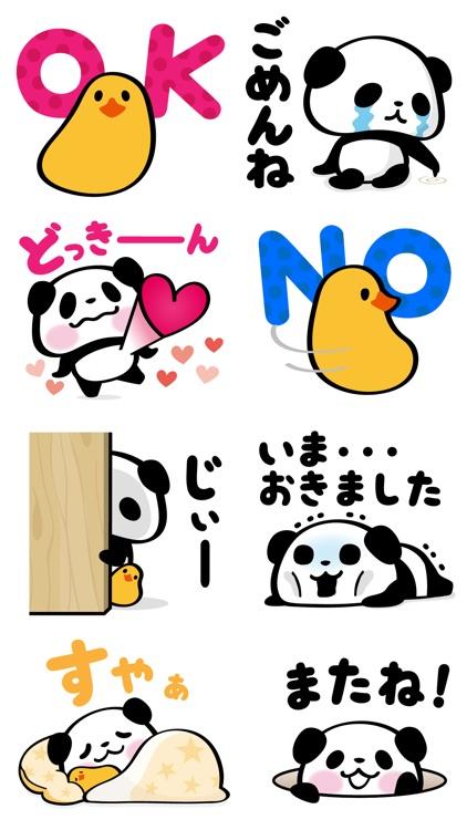 Pandaaa!!! Animated Stickers screenshot-3