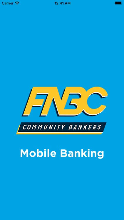 FNBC Mobile Banking screenshot-0