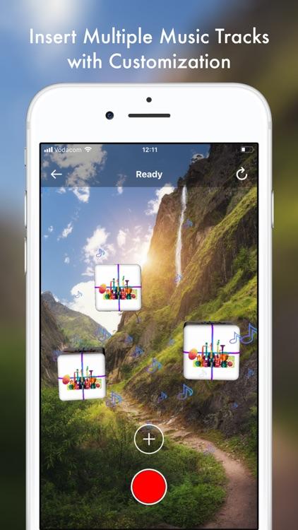 Video Maker Augmented Reality screenshot-5