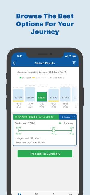 TrainSplit - Split Ticketing on the App Store