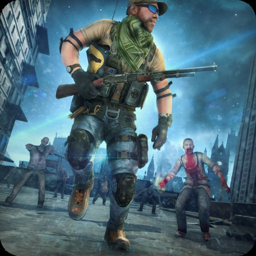 Dead Zombie Survival War - FPS