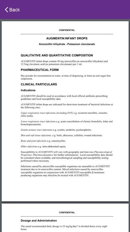 NG Antibiotics Dosage Guide screenshot-4