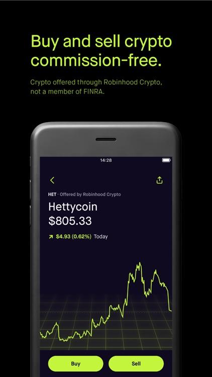 Robinhood: Invest. Save. Earn. screenshot-6
