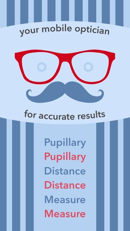 Pupillary Distance Measure screenshot-3