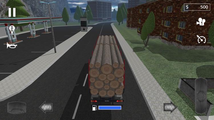Cargo Transport Simulator screenshot-3