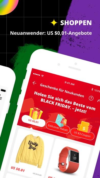 Screenshot for AliExpress Shopping App in Austria App Store