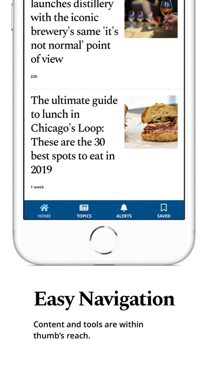 Chicago Tribune screenshot-1