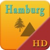 Hamburg Offline Map Guide