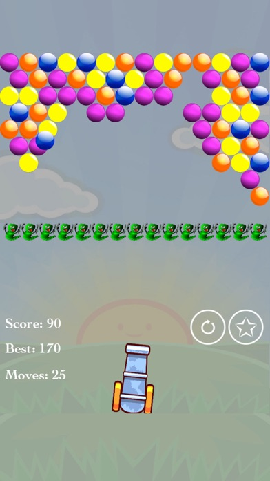 Bubble Shooter : Ball Pop screenshot four