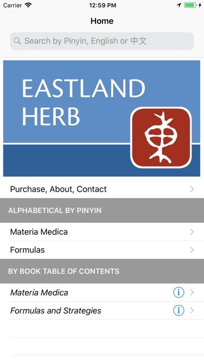 Eastland Herb–Chinese Medicine