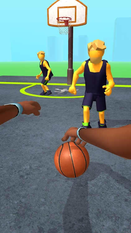 Dribble Hoops screenshot-7