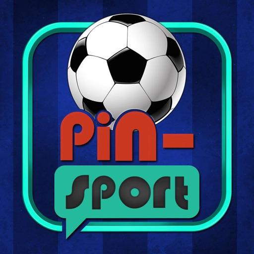 Pin - Sport