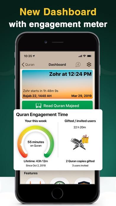 Quran Majeed – القرآن المجيد - Revenue & Download estimates