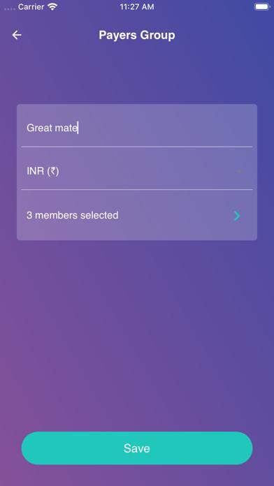 Amount Divider screenshot 3