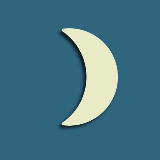 Moon Calendar Light