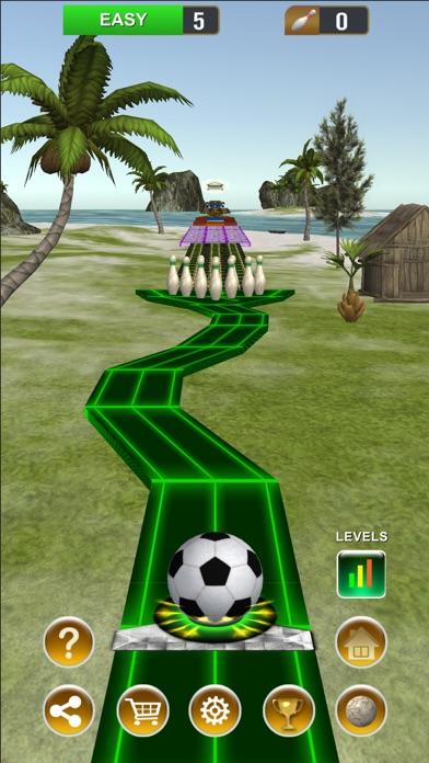 Endless Bowling Paradise screenshot 4