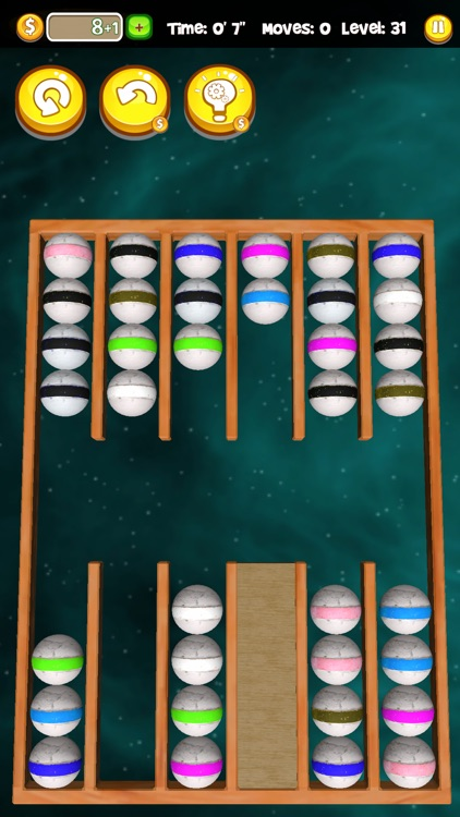Brain Marbles - the puzzle screenshot-4