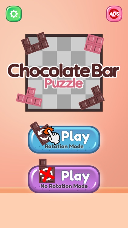Chocolate Bar Puzzle