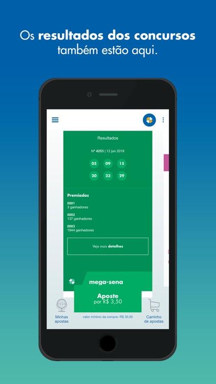 Loterias Caixa screenshot-3