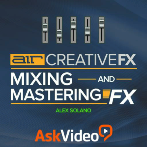 Mixing and Mastering FX Course