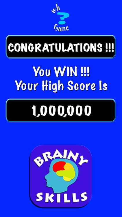 Brainy Skills WH Game screenshot-5