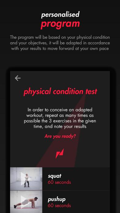 PEAK - Bodyweight Workout screenshot three