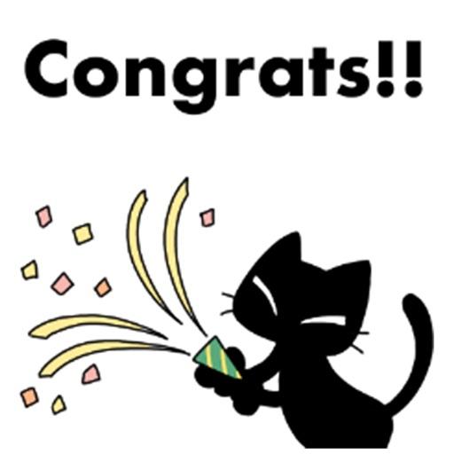 kuro nyanko congrats