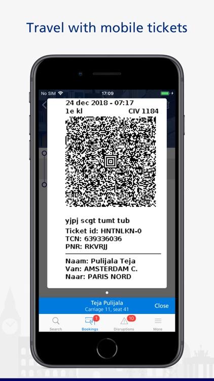 NS International screenshot-4